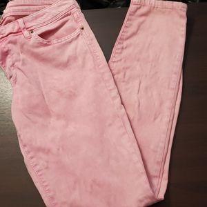 ⚠️Sale⚠️W sz 28, Life in Progress Pink Jeans